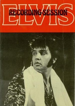 Heaven: cover of ELVIS RECORDING SESSION book.