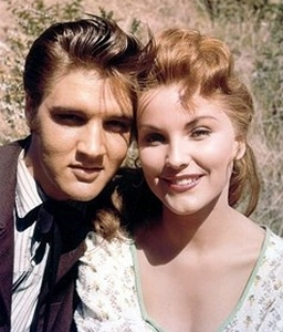Image result for debra paget in love me tender