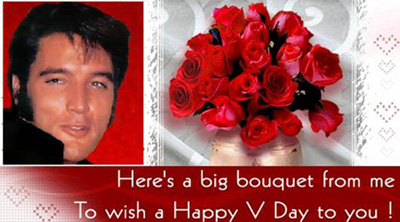 Happy Valentines Day Elvis ElvisBlog