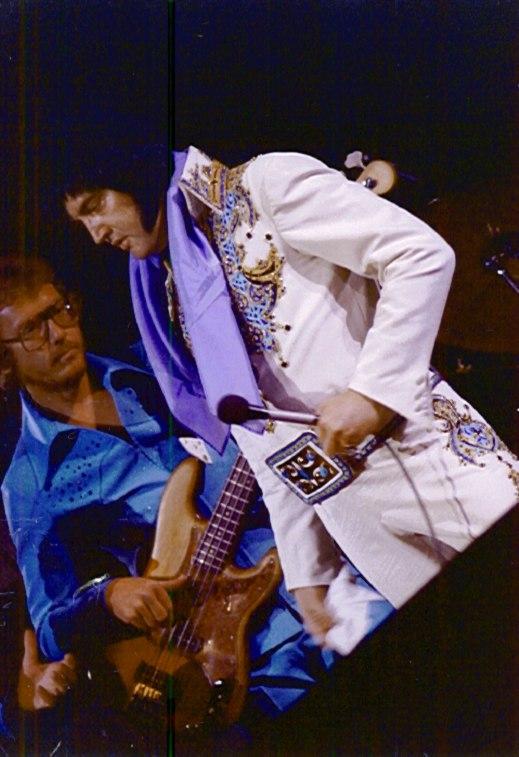 Image result for elvis presley october 23, 1976