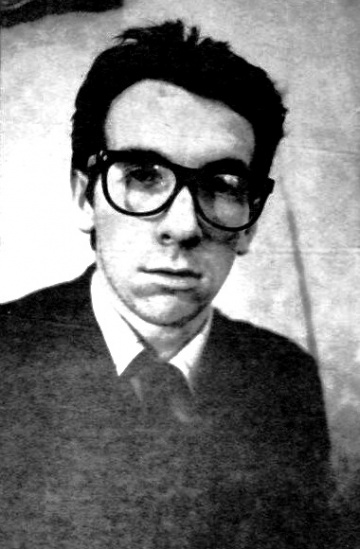 Image result for elvis costello 1981 tour photographs
