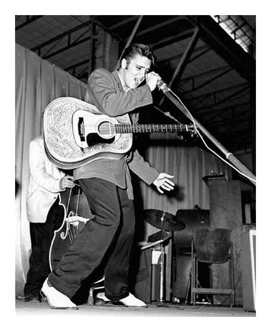 Image result for Elvis Presley february 19, 1955