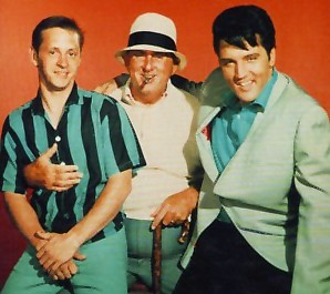 Image result for Elvis and Billy Smith