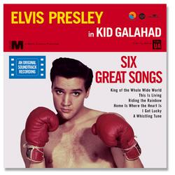 Image result for Elvis Presley, kid galahad