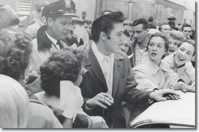 Elvis Presley : December 11, 1956 : Memphis