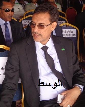 وزير الداخلية واللا مركزية محمد ولد محمد راره