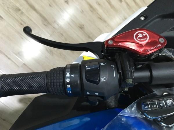 Электро мотоцикл ElWinn EM-120. Электро мотоцикл купить в Украине