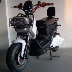 Мотоцикл электрический для бездорожья ElWinn Zuma.