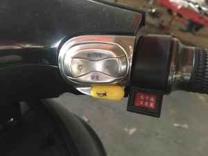 Cкутер ElWinn IMI
