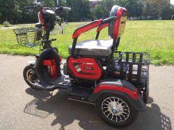 Купить трицикл трансформер в Украине Elwinn ETB-122. Трицикл Цена минимальна