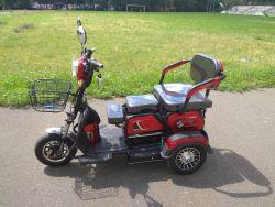 Электротрицикл купить в Украине Elwinn ETB-122 с бесплатной доставкой.
