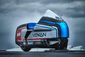 Світовий рекорд швидкості на електромотоциклі в 2020 році.