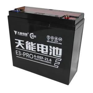Гелевий акумулятор E3-Pro 6-DZF-21.6