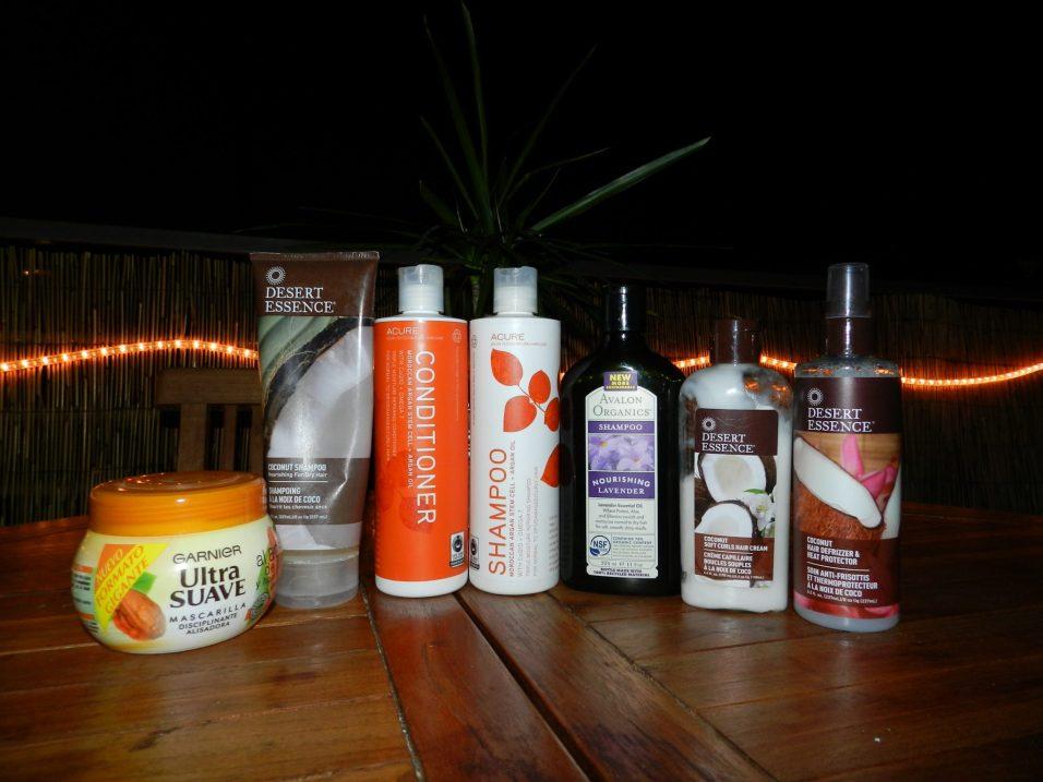 produits bio cheveux
