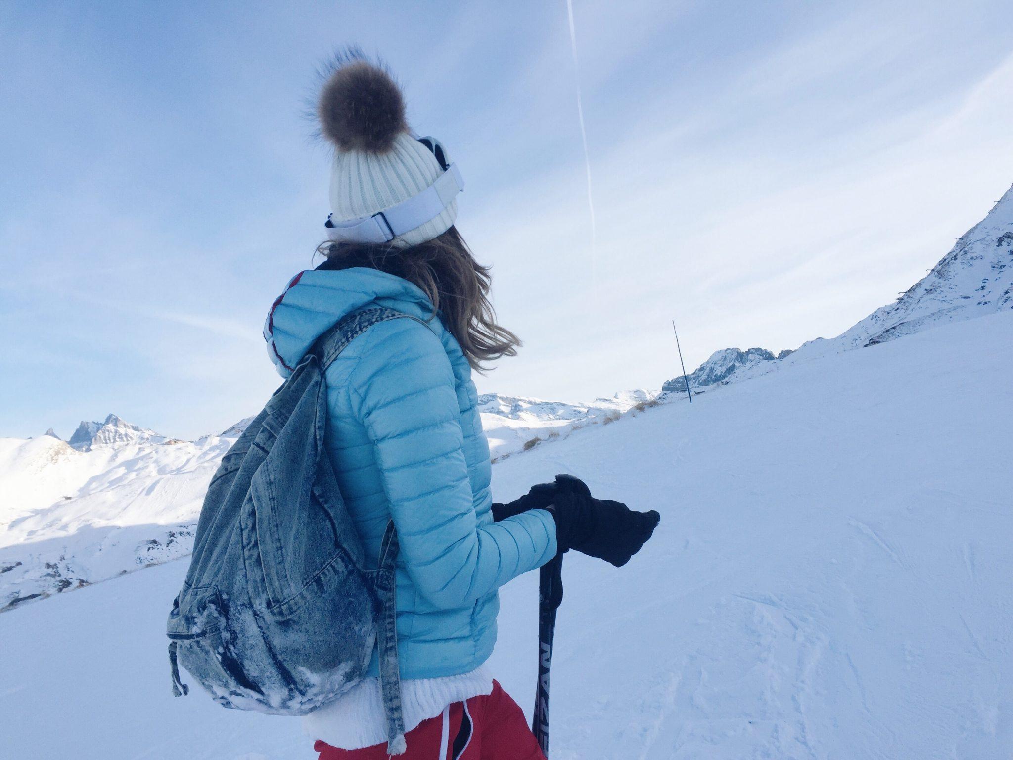 doudoune jott look ski blog mode – Ely Gypset