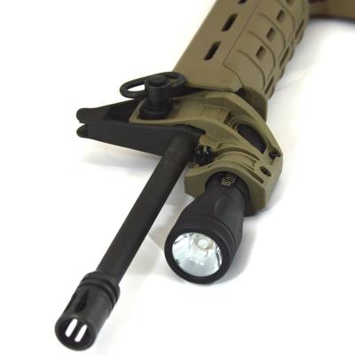 ZSS1500 QD Sling Swivel Kit installed on ZFH1500 Flashlight Mount