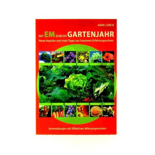 Produktbild Mit EM durch das Gartenjahr