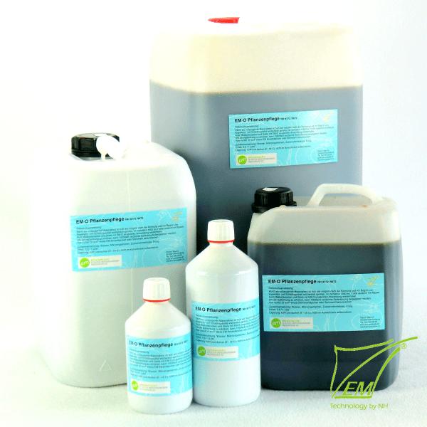 Produktbild EM·O Pflanzenpflege Gruppe