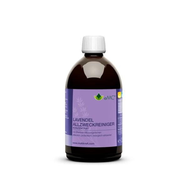 Produktbild eMC Lavendel Allzweckreiniger 0.5 Liter