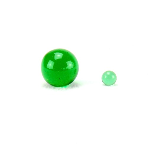 Produktbild Glaskugel grün Gruppe