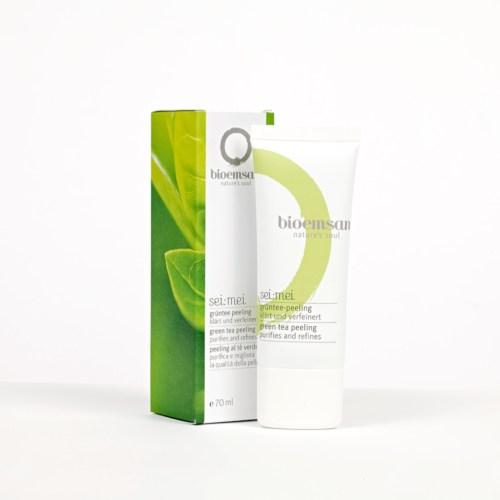 Produktbild bioemsan Gruentee Peeling