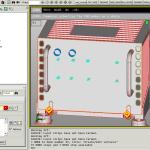 CADfix interface of EMA3D