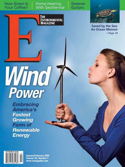 E-The Environmental Magazine | January-February 2009
