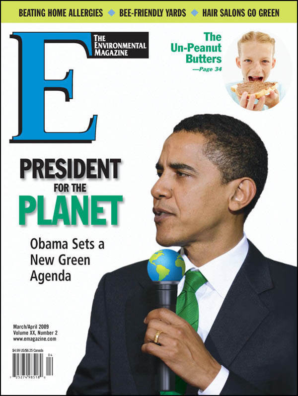 E-The Environmental Magazine | March-April 2009