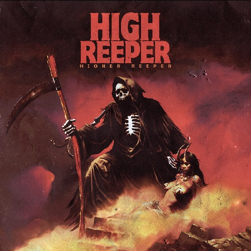 Higher Reeper – High Reeper