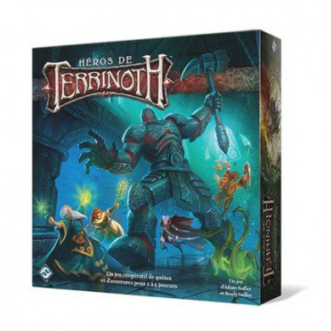 Héros de Terrinoth – Fantasy Flight Games France