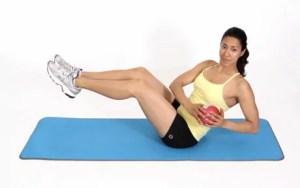 flexoes para emagrecer e perder a barriga