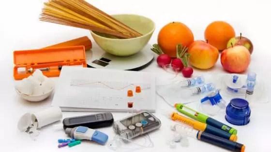 Contagem de carboidratos ideal para diabéticos