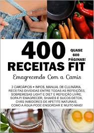 EBOOK 400 RECEITAS FIT PDF camis