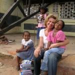 Dagmar Wöhrl Mahamaya-Grundschule Hikkaduwa Sri Lanka Lehrmaterialien