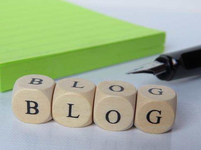 Strumenti di promozione: il blog letterario