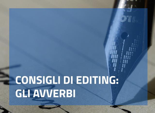 editing avverbi
