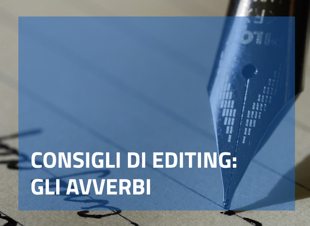 editing avverbi