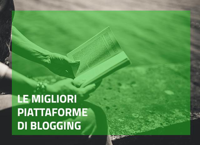 piattaforme di blogging