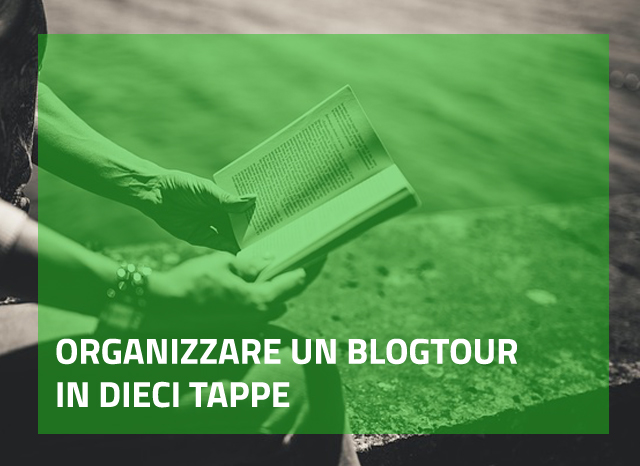 organizzare un blogtour