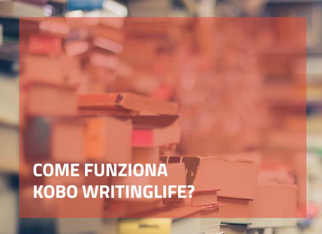 Come pubblicare un e-book su Kobo Writinglife