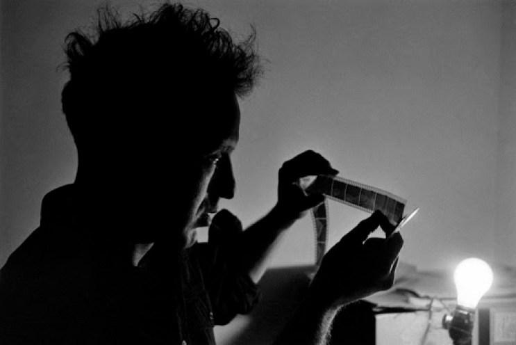 """Il progetto fotografico: Robert Frank seleziona gli scatti per il suo """"The Americans"""""""