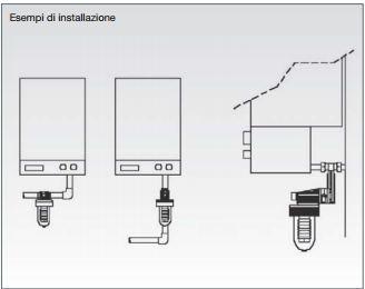esempio installazione dosatore poliposfati