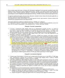 Bollettino Ufficiale Della Regione Toscana