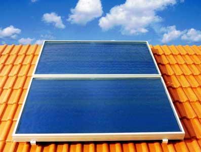 Pannelli solare termico