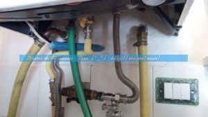 lavaggio impianto riscaldamento attacchi sotto caldaia