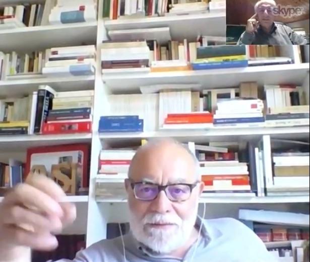 Non un guerra contro i cristiani ma contro l'uomo stesso: sabato sera al Novelli il dott. Alfonso Fossà