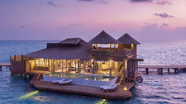 بزاوية 360 درجة سياحة افتراضية في قلب جزر المالديف - حياتنا - جهات -  الإمارات اليوم