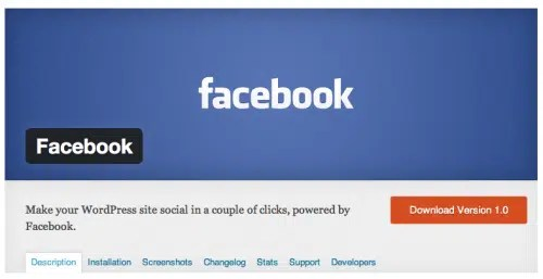 plugin-facebook-for-wordpress