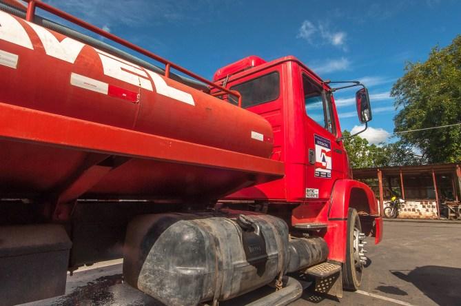 Prefeitura de Itabuna contrata mais e número carros pipa chega a 30 - Foto Lucas França