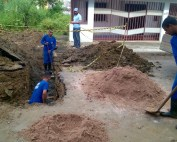 rede da emasa restaurada no Nova Itabuna01